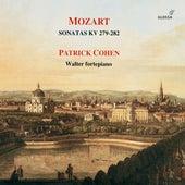 Mozart: Piano Sonatas Nos. 1-4, K. 279-282 de Patrick Cohen