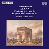 Alkan: Etudes, Opp. 12 and 76 by Laurent Martin