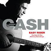 Easy Rider: The Best Of The Mercury Recordings de Johnny Cash