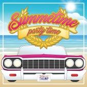 Summertime Party Time de Various Artists