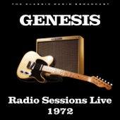 Radio Sessions Live 1972 (Live) von Genesis