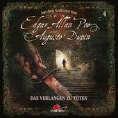 Aus den Archiven, Folge 4: Das Verlangen zu töten von Edgar Allan Poe