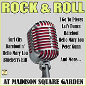 Rock & Roll At Madison Square Garden (Live) de Various Artists