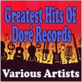 Hits Of Doré Records de Various Artists
