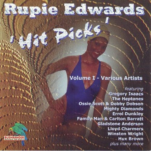Rupie Edwards 'Hit Picks' Vol. 1 by Various Artists