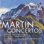Martin: Concertos by Michael Erxleben
