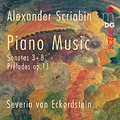 Scriabin: Piano Music by Severin von Eckardstein