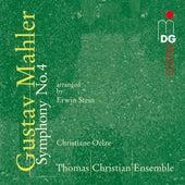 Mahler: Symphony No. 4 by Christiane Oelze