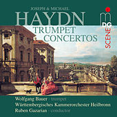 Haydn: Trumpet Concertos by Wolfgang Bauer