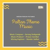 Paltan Theme Music von 羽生未来