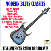 Modern Blues Classics (Live) de Various Artists