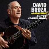 Guitar Confessions de David Broza