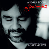 Andrea Bocelli - Sentimento de Andrea Bocelli