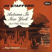Autumn In New York by Jo Stafford