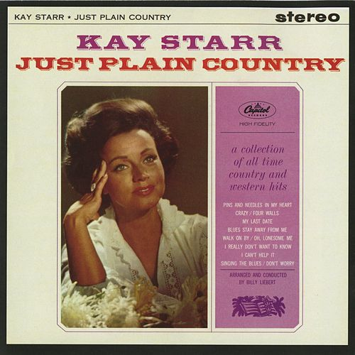 Just Plain Country by Kay Starr