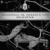 Helicopter de Bougenvilla