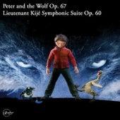 Peter and the Wolf Op. 67/ Lieutenant Kijé Symphonic Suite Op. 60 de Royal Philharmonic Orchestra