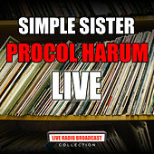 Simple Sister (Live) de Procol Harum