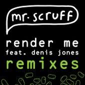 Render Me (Remixes) de Mr. Scruff