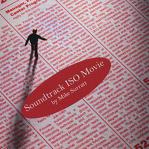 Soundtrack ISO Movie by Mike Surratt