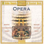 Opera (50 Golden Moments of Classical Music) by Various Artists