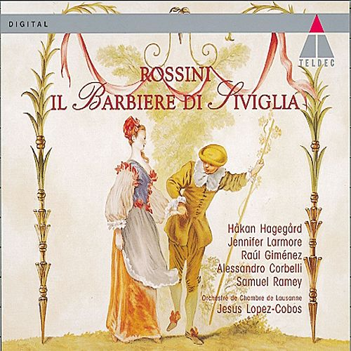 Rossini : Il barbiere di Siviglia by Various Artists