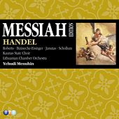 Menuhin conducts Handel : The Messiah by Yehudi Menuhin