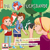 018/Fall 35: Die sportliche Medaille/Fall 36: Das angeschlossene Schloss by Die Fuchsbande