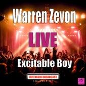 Excitable Boy (Live) by Warren Zevon