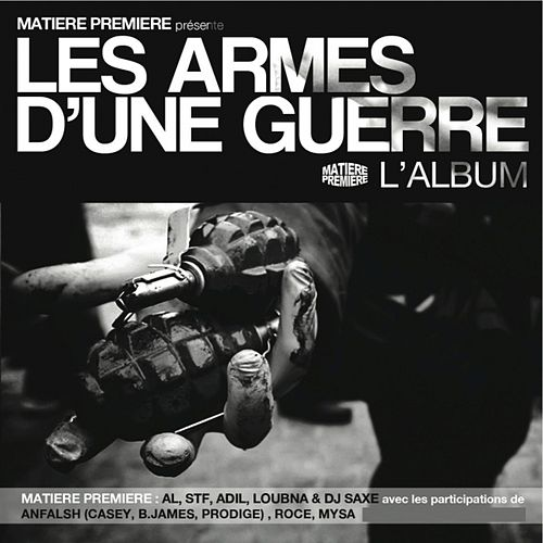 Les armes d'une guerre by Various Artists