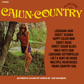 Cajun Country (Remastered from the Original Alshire Tapes) by Gib Guilbeau