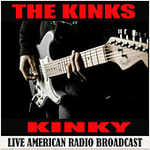 Kinky (Live) de The Kinks