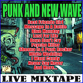 Punk and New Wave Live Mixtape (Live) de Various Artists