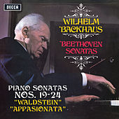"Beethoven: Piano Sonatas Nos. 19, 20, 21 ""Waldstein"", 22, 23 ""Appasionata"" & 24 (Stereo Version) by Wilhelm Backhaus"