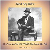Get Your Yas Yas Out / What's That Smells Like Fish (All Tracks Remastered) by Blind Boy Fuller