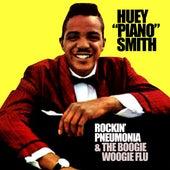 Rockin' Pneumonia & The Boogie Woogie Flu de Huey