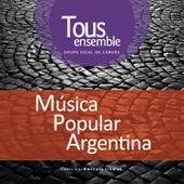 Música Popular Argentina de Tous Ensemble Coro