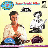 Early Rock & Roll from New Zealand, Vol. 7 & 8 by Various Artists
