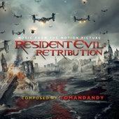 Resident Evil: Retribution (Original Motion Picture Soundtrack) de Tomandandy