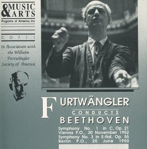 Furtwangler Conducts Beethoven (1950-1952) by Wilhelm Furtwängler