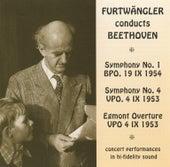 Furtwängler's Beethoven (1953-1954) von Wilhelm Furtwängler