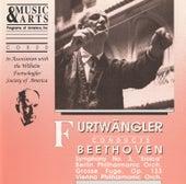 Beethoven: Symphony No. 3, Op. 55 & Grosse Fuge, Op. 133 von Wilhelm Furtwängler