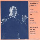 Walter - Previously Unreleased Concert Recordings de Various Artists