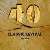 40 Classic Revival Songs Volume 1 de Various Artists