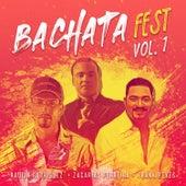 Bachata Fest, Vol. 1 de Frank Reyes