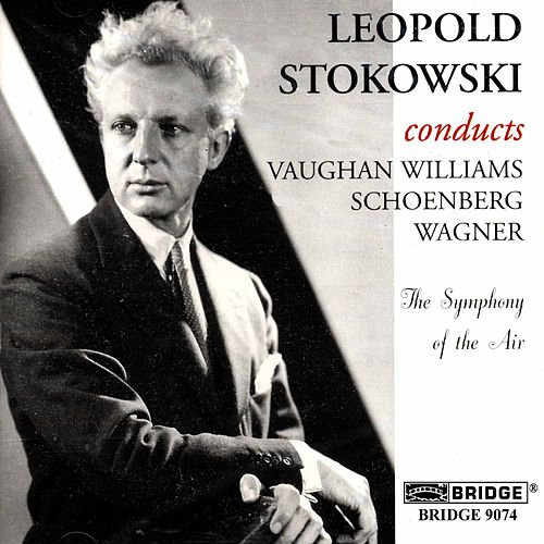 Leopold Stokowski in Concert by Symphony of the Air