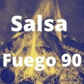 Salsa Fuego 90 de Ismael Rivera, Johnny Pacheco, Oscar D' Leon, Pete ''El Conde'' Rodriguez, Puerto Rican Power, Ray Barretto, Ray De La Paz