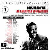 Otis Blackwell; an American Songwriter, Volume 1 de Various Artists