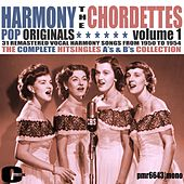 Harmony Pop Originals, Volume 1 de The Chordettes