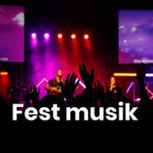 Fest musik alle kender by Various Artists